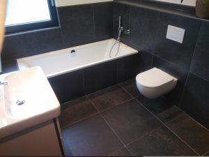 Symetrische Badewanne 180x80